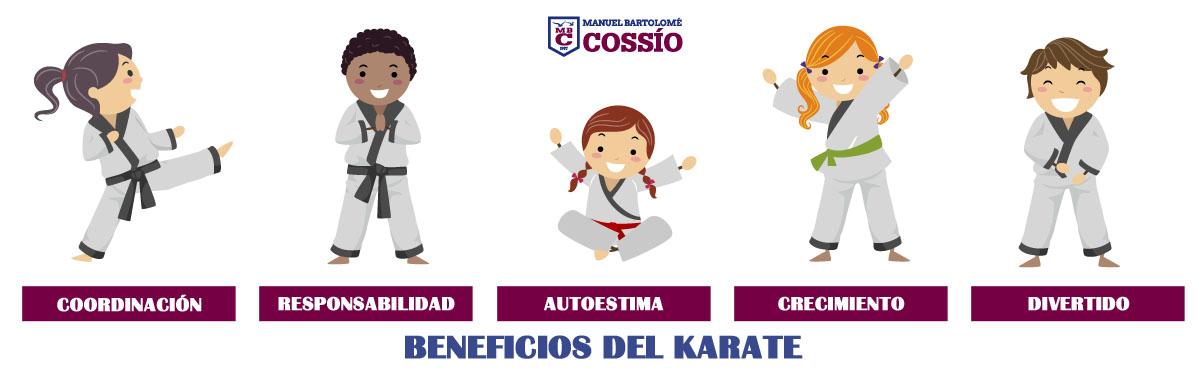 colegio cossio fuenlabrada karate niños