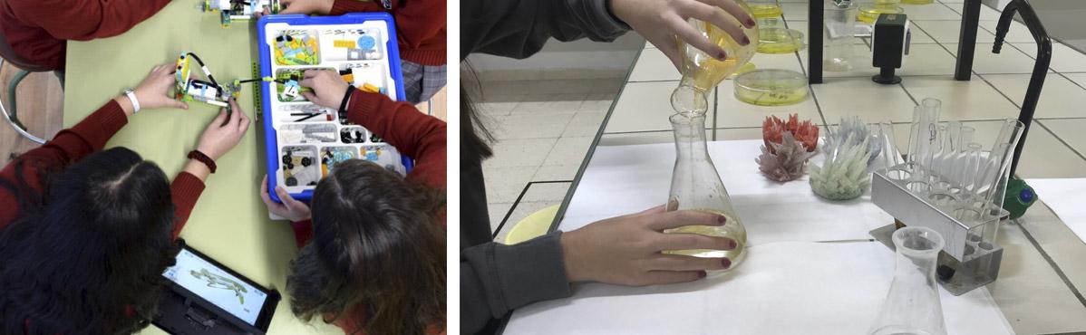 recreos inteligentes en el colegio manuel bartolome cossio de fuenlabrada
